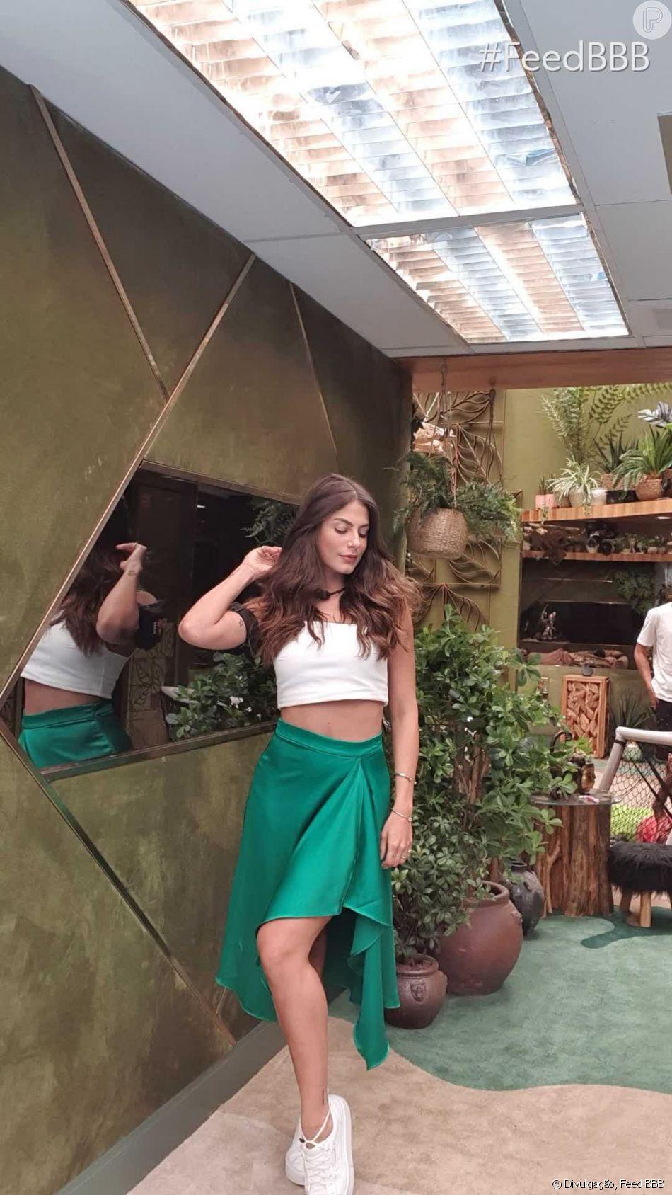 Mari Gonzalez, do 'Big Brother Brasil 20', não abre mão do conforto e é mais romântica