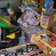 Fotos, brinquedos licenciados e figurinos de Gugu Liberato estarão no acervo em sua homenagem