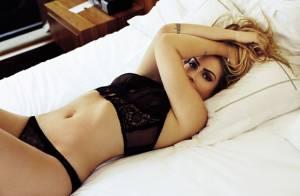 Cleo Pires posa de lingerie e fala sobre sexo: 'Extremamente importante'