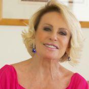 Ana Maria Braga vibra com resultados de exame de câncer após tratamento: 'Sumiu'