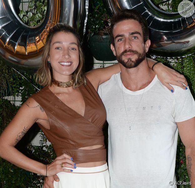 Gabriela Pugliesi, com contratos perdidos após polêmicas, desativa Instagram, assim como o marido, Erasmo Viana. Saiba mais em matéria nesta segunda-feira, dia 27 de abril de 2020
