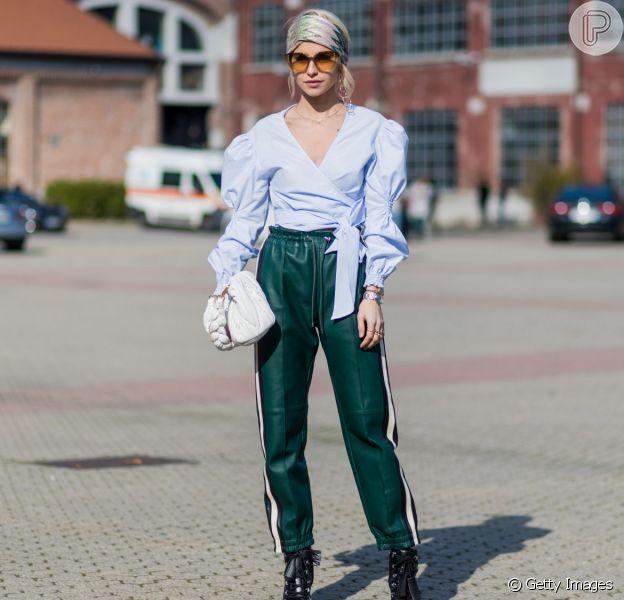 Dicas de moda e estilo: calça jogger é versátil e confortável. Saiba como usufruir a peça nos seus looks