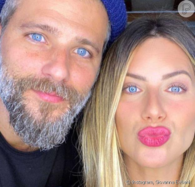 Bruno Gagliasso entrega desejos de Giovanna Ewbank na gravidez em entrevista nesta sexta-feira, dia 22 de maio de 2020