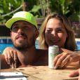 Carol Dantas e Vinicius Martinez encantam a web por declaração