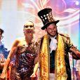 Fátima Bernardes fala sobre festa de carnaval com Túlio Gadêlha