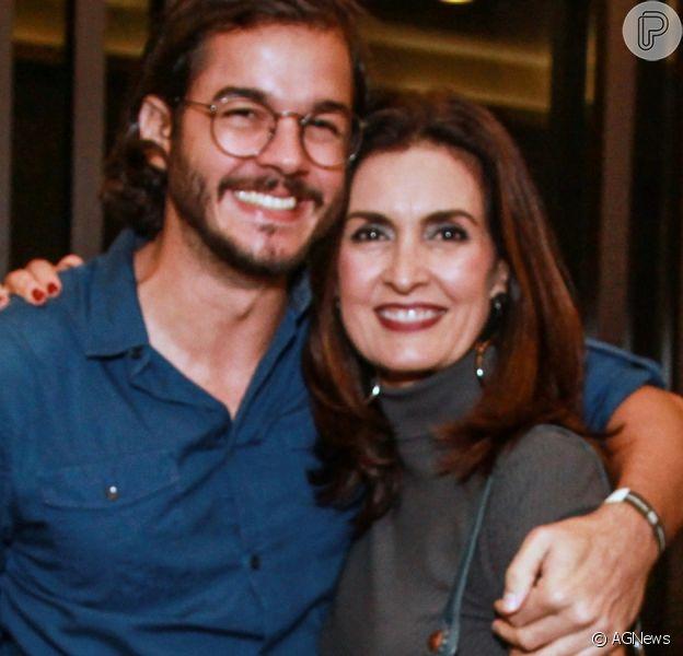 Fátima Bernardes avalia casamento com Túlio Gadêlha