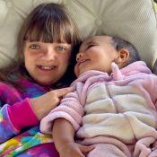 Ticiane Pinheiro mostra relação de Rafa Justus com Manuella: 'Amor de irmãs'