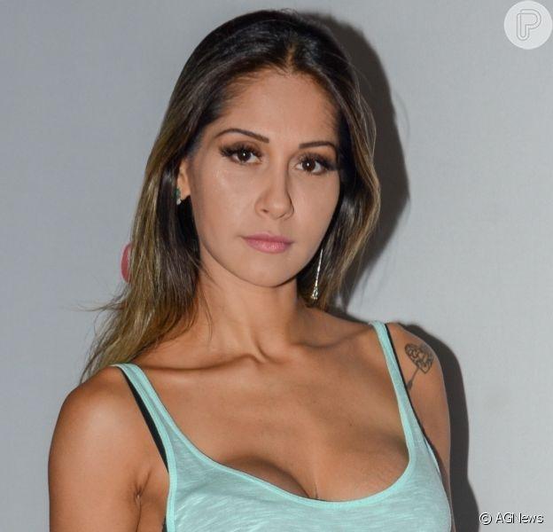 Mayra Cardi falou que não quer pensão de Arthur Aguiar