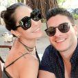 Mayra Cardi  quer que Arthur Aguiar faça sucesso na carreira de cantor