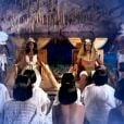 Os espíritos deles ganham forma de um casal de egípcios