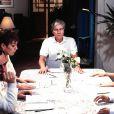 Alberto (Claudio Cavalcanti) fazia sessões de espiritismo na novela 'A Viagem'