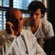Daniel (Jayme Matarazzo) é filho de Ricardo (Humberto Martins) e morre na novela 'Escrito nas Estrelas'