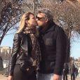 Eliana é casada com Adriano Ricco