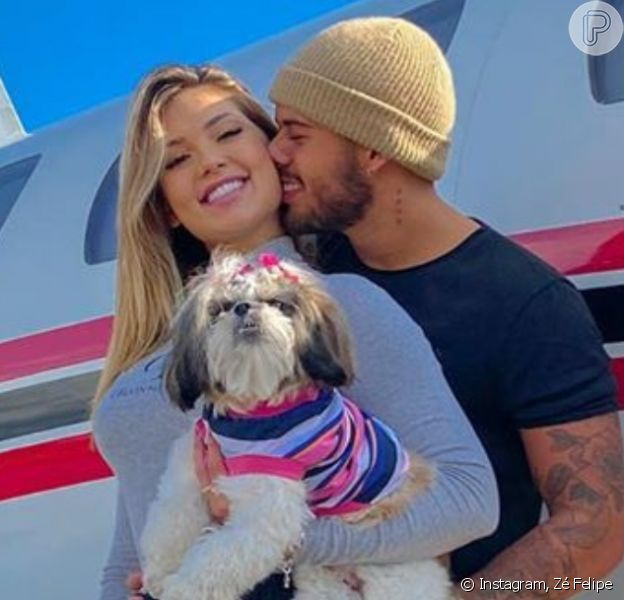 Namorada de Zé Felipe, Virginia Fonseca é youtuber e suposta ex-affair de Neymar