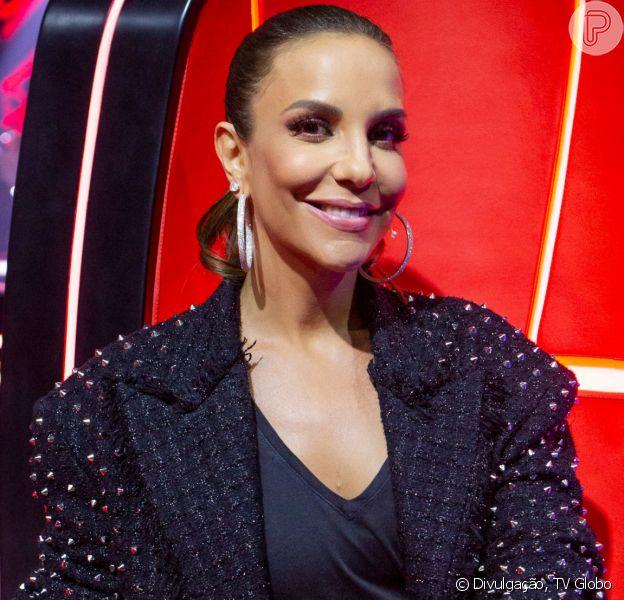 Ivete Sangalo deixa o quadro de técnicos do 'The Voice Brasil'