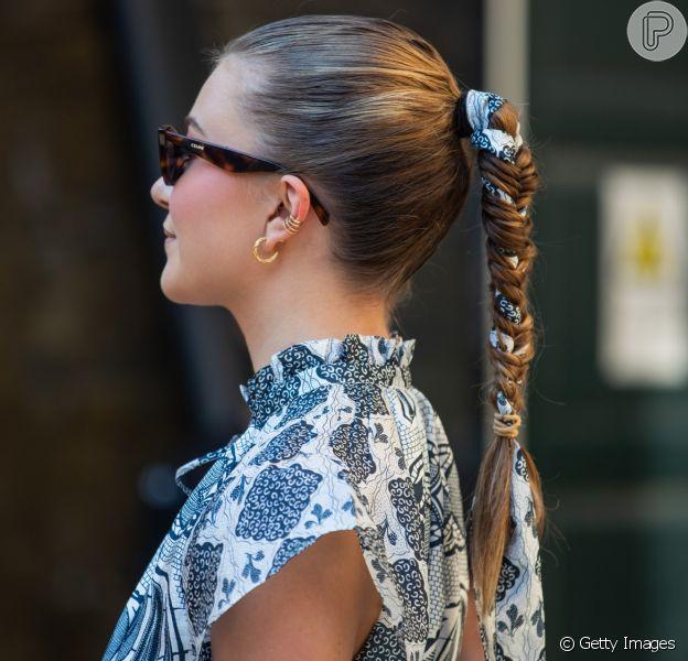 Confira os penteados que estão em alta no street style