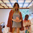 Filha de Giovanna Ewbank esbanja fofoura em vídeo com Katy Perry