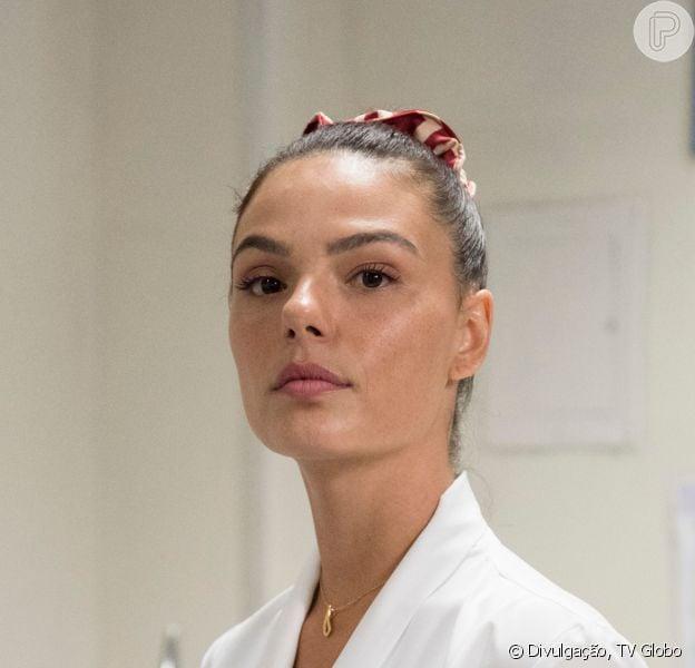 Na novela 'Amor de Mãe', Betina (Isis Valverde) vai ficar entre a vida e a morte ao contrair novo coronavírus