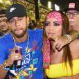 Anitta e Neymar podem estar juntos em Ibiza, na Espanha