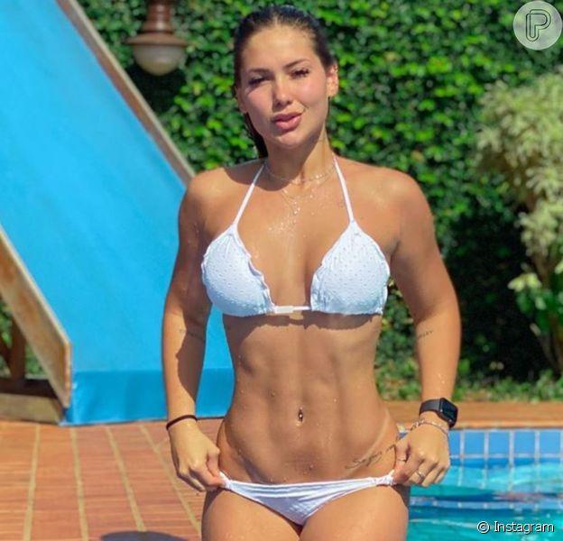 Virgínia Fonseca faz lipo LAD no corpo: 'Lado do bumbum e costas' -  Purepeople
