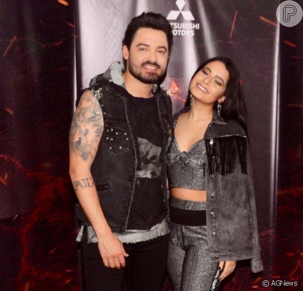 Filha de Fernando Zor avalia relação com cantor. Veja a declaração da artista em vídeo nesta quarta-feira, dia 09 de setembro de 2020