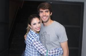 Casamento de Kaká e Carol Celico chega ao fim, confirma assessoria do jogador