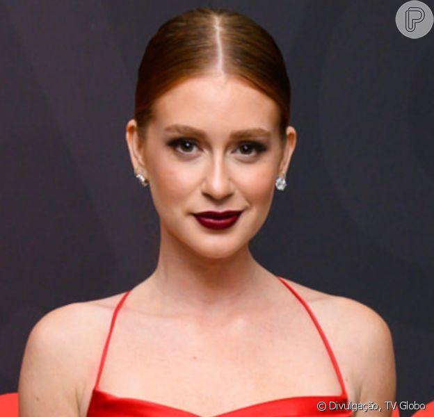 Marina Ruy Barbosa sofre críticas por aparência e como jurada do 'Dança dos Famosos', do 'Domingão do Faustão'
