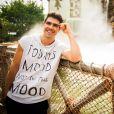 Juliano Laham  conta como reagiu ao convite para o 'Dança dos Famosos 2020'