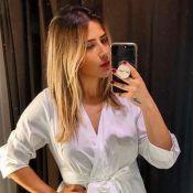 Jéssica Costa emagrece 5 kg com dieta e planeja plásticas: 'Nariz, peito e lipo'