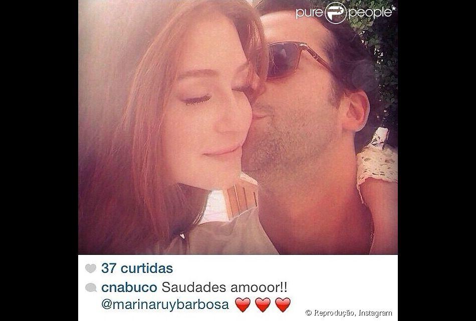 Marina Ruy Barbosa Publica Foto Segurando A Mão Do Namorado