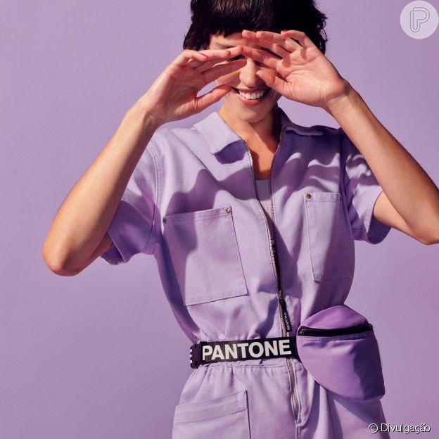 A C&A se uniu à Pantone para criar um coleção bem casual e colorida