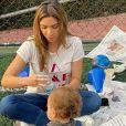 Patricia Abravanel compartilha com frequência rotina dos filhos em suas redes sociais