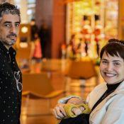 Filho de Leticia Colin e Michel Melamed é comparado aos pais: 'Xerox do pai, olhos da mãe'
