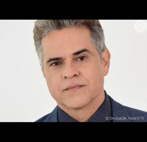Na novela 'Amor Sem Igual' Ramiro (Juan Alba) vai descobrir plano de morte do filho, Tobias (Thiago Rodrigues)