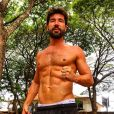 Sandro Pedroso passou mal a caminho da academia em Goiânia (GO)