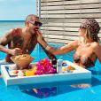 Aline Gotschalg e Fernando Medeiros se hospedam em hotel com diárias de R$ 14 mil