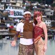 Namorando, Nego do Borel rebate crítica por foto com Anitta