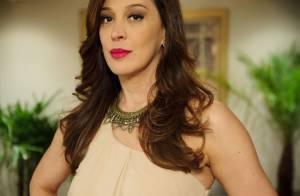 'Salve Jorge': Lívia (Claudia Raia) tenta matar Rachel (Ana Beatriz Nogueira)