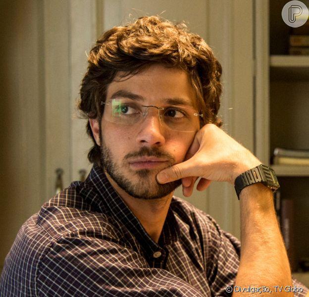 Na novela 'Amor de Mãe', filho de Danilo (Chay Suede) e Camila (Jéssica Ellen) acaba sequestrado