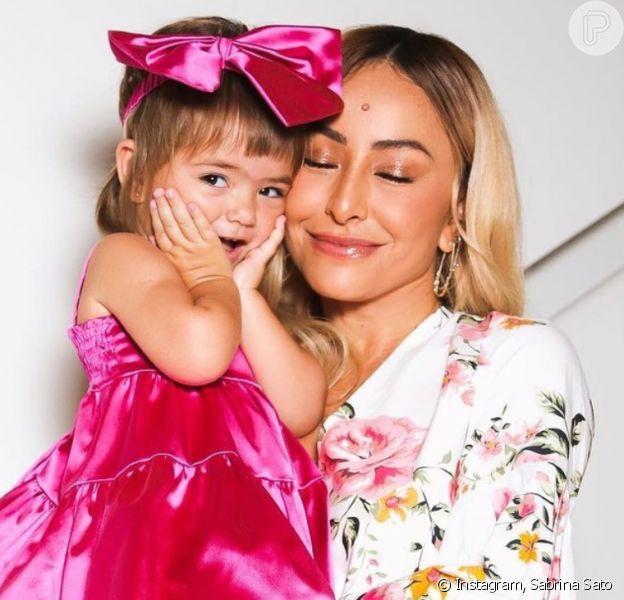 Sabrina Sato contou como será segundo aniversário da filha, Zoe