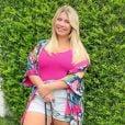 Marília Mendonça mantém cuidados com corpo após emagrecer