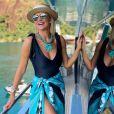 Ana Paula Siebert  é   dona de um beachwear cheio de estilo