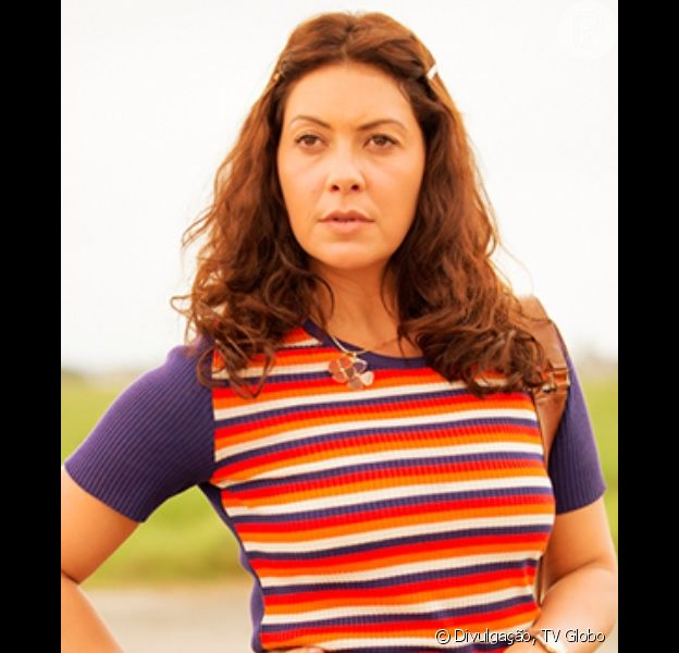 Cristina (Fabiula Nascimento) procura Elísio (Daniel Dantas) para contar que Beatriz (Heloísa Périssé) teve um caso com Paulo (Caco Ciocler), em 'Boogie Oogie', em 15 de novembro de 2014