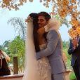 Casamento de Carol Nakamura e Guilherme Leonel ocorreu em Búzios, Rio de Janeiro, nesta quinta-feira, 12 de novembro de 2020