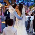 Casamento de Carol Nakamura e Guilherme Leonel aconteceu em hotel de Búzios para 40 convidados