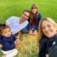 Ticiane Pinheiro é fã de programas em família