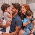 Sarah Poncio preocupou fãs ao se afastar das redes sociais e não viajar com a família para Trancoso, na Bahia