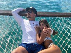 Thiago Martins volta namoro e curte Noronha com Talita Nogueira. Fotos da viagem!
