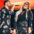 Marília Mendonça grava 'MasterChef' especial e o namorado, Murilo Huff, vibra: 'Orgulho'