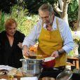 Nicette Bruno e Paulo Goulart foram casados por 60 anos. O ator morreu vítima de um câncer em 2014